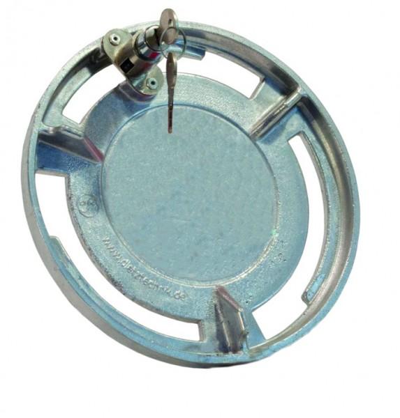 Verschlussdeckel für Storz F mit Schloss