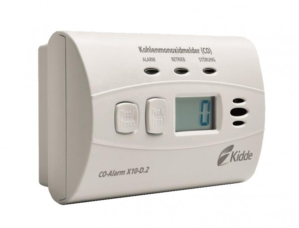 Kidde CO-Alarm X10-D.2 mit Display