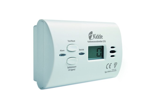 Kidde CO-Alarm X10-D mit Display