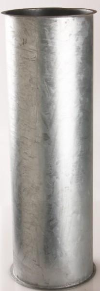 Rohr Ø 150 mit 2x Bördelrand, 50 - 2000mm